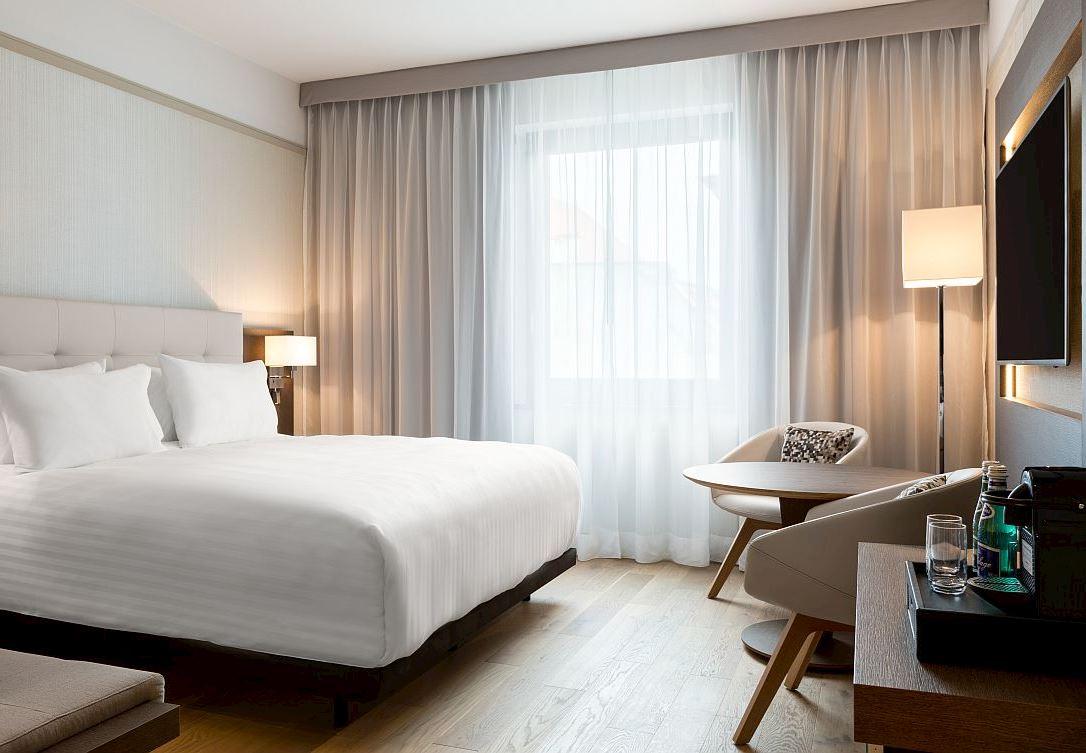Odkryj wnętrza wrocławskiego Marriott